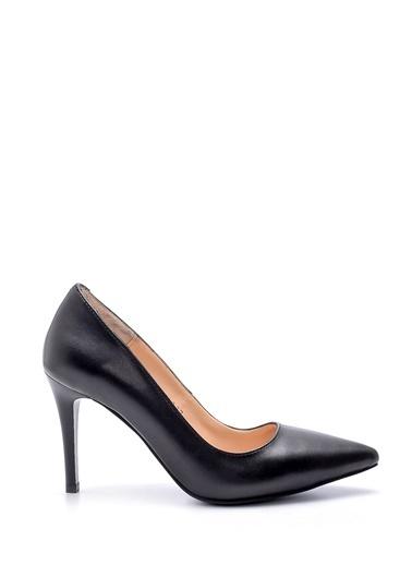 Derimod Kadın Ayakkabı (246-01) Gova/Stiletto Siyah